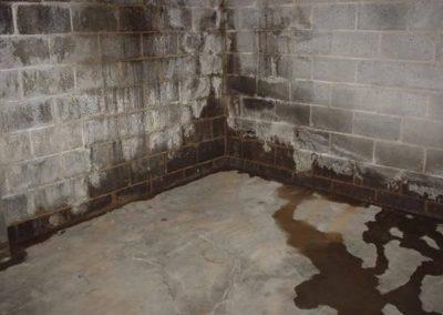 vnikanie vody do priestorov